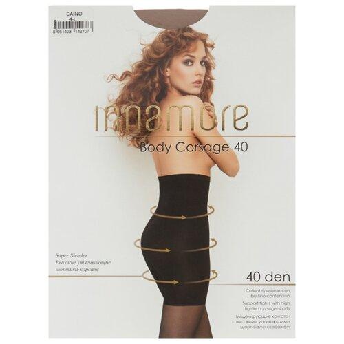 Колготки Innamore Body Corsage 40 den, размер 4-L, daino (бежевый)