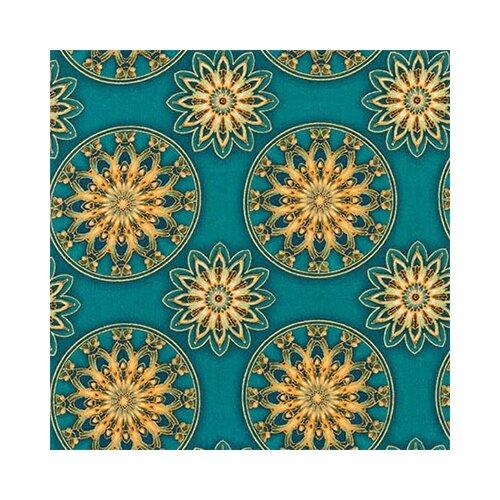 Купить Ткани фасованные PEPPY (P - W) для пэчворка TERRACINA ФАСОВКА 50 x 55 см 146±5 г/кв.м 100% хлопок AQSM-17682-213 TEAL, Robert Kaufman