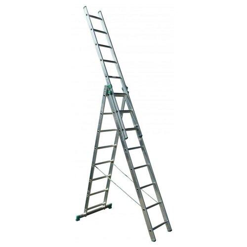 Лестница трансформер 3-секционная ALVE 7608