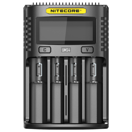 Фото - Зарядное устройство Nitecore UMS4 зарядное