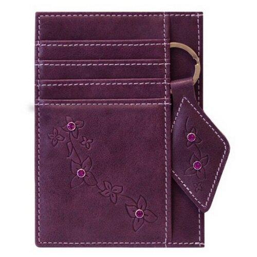 Обложка для автодокументов Kniksen Мэри ОВ-М, фиолетовый