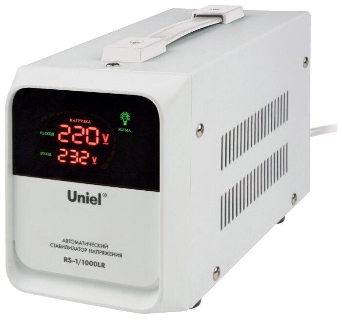 Стабилизатор напряжения однофазный Uniel RS-1/1000LR