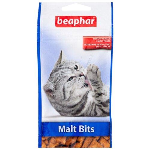 Добавка в корм Beaphar Malt Bits 35 г 75 шт.