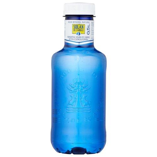 Вода минеральная Solan de Cabras негазированная, ПЭТ, 0.5 л