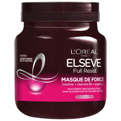 L'Oreal Paris Elseve Маска против выпадения волос Ультра Прочность Power Mask, 680 мл ducray неоптид лосьон от выпадения волос для мужчин 100 мл