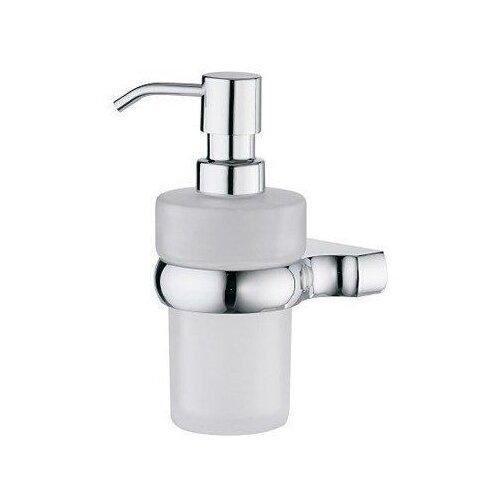 Дозатор для жидкого мыла WasserKRAFT Berkel K-6899 белый/хром дозатор для жидкого мыла wasserkraft berkel k 4999 9062524