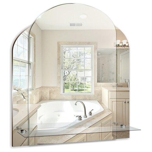 Зеркало Mixline Анжелика 525469 51x57.5 см без рамы