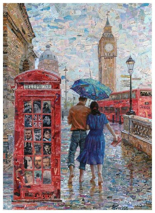 Купить Фотообои PosterMarket WM-20 (Прогулка по Лондону) 184x254 Ш*В по низкой цене с доставкой из Яндекс.Маркета