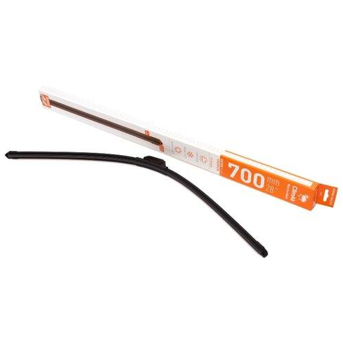 Щетка стеклоочистителя бескаркасная ClimAir CC-700 700 мм, 1 шт.