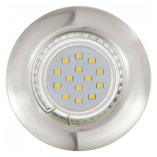 Встраиваемый светильник Eglo Peneto 3 шт. 94237 встраиваемый светодиодный светильник eglo peneto 1 95899