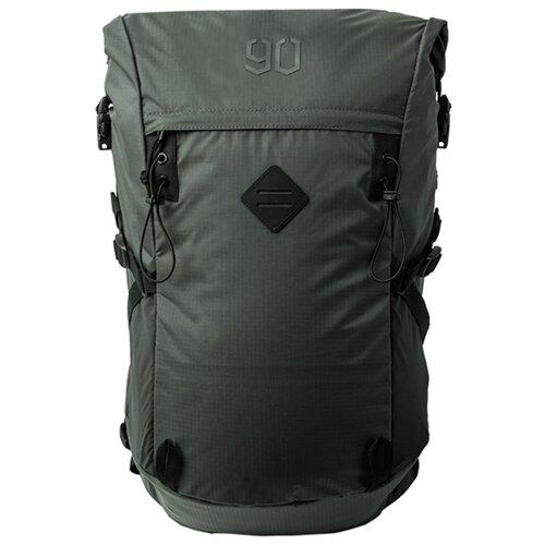 Фото - Рюкзак Xiaomi Рюкзак Xiaomi 90 Points Backpack Hike (green) рюкзак 90 points hike basic outdoor backpack черный