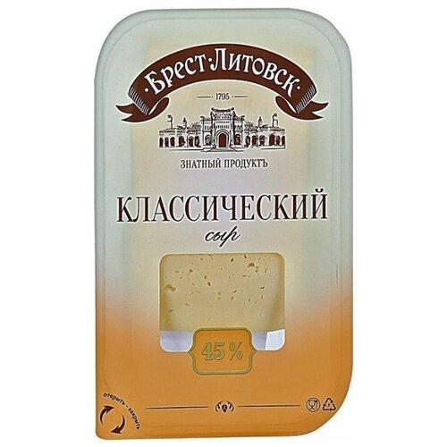 Сыр Брест-Литовск полутвердый