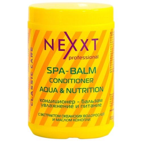 NEXXT кондиционер-бальзам для волос professional Classic care увлажнение и питание, 1000 млОполаскиватели<br>
