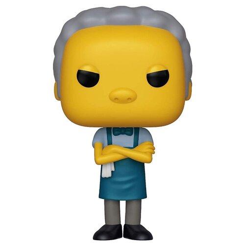 Купить Фигурка Funko POP! Simpsons: Мо 33882, Игровые наборы и фигурки