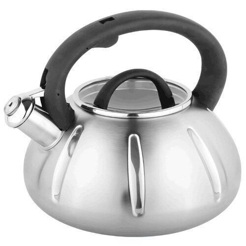 Bohmann Чайник BH-9918 3 л, черный bohmann чайник bh 9911 3 л оранжевый