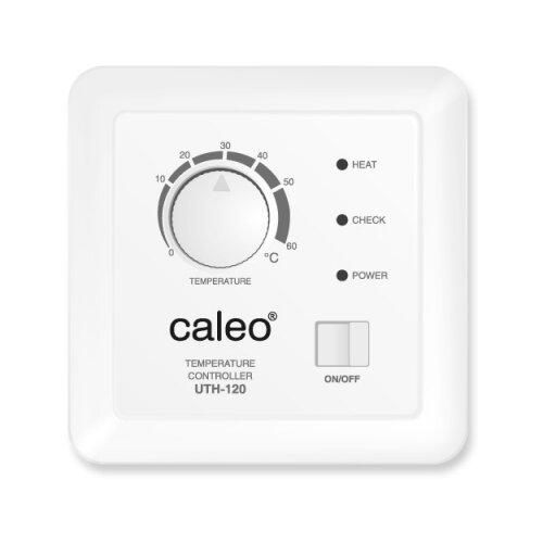 Фото - Терморегулятор Caleo UTH-120 белый терморегулятор caleo 620 белый