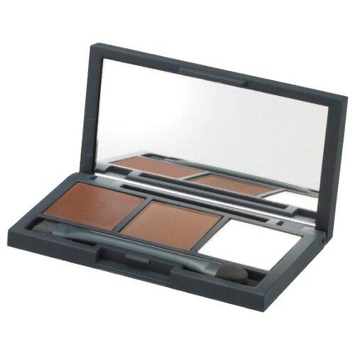 Eylure Набор для моделирования бровей Brow Palette 02 Mid Brown