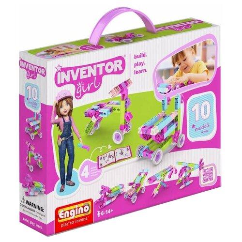 Купить Конструктор ENGINO Inventor Girl IG10, Конструкторы