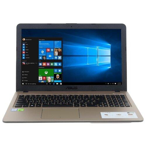 Купить Ноутбук ASUS VivoBook K540UB-GQ786T (Intel Core i3 7020U 2300MHz/15.6 /1366x768/4GB/500GB HDD/DVD нет/NVIDIA GeForce MX110 2GB/Wi-Fi/Bluetooth/Windows 10 Home) 90NB0IM1-M11180 черный