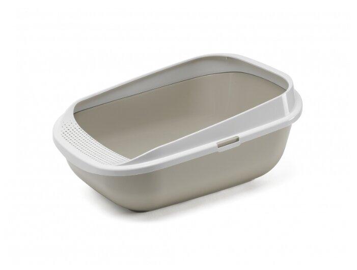 Туалет-лоток для кошек Moderna Comfy Step 57.4х42.7х25.5 см