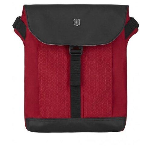 сумка планшет victorinox текстиль синий Сумка планшет VICTORINOX, текстиль, красный