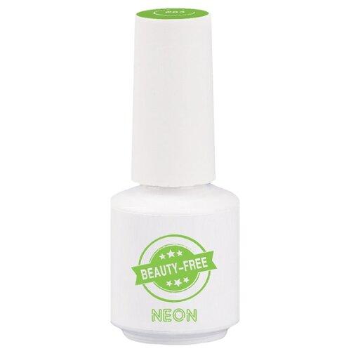 Купить Гель-лак для ногтей Beauty-Free Neon, 8 мл, Зеленый неон