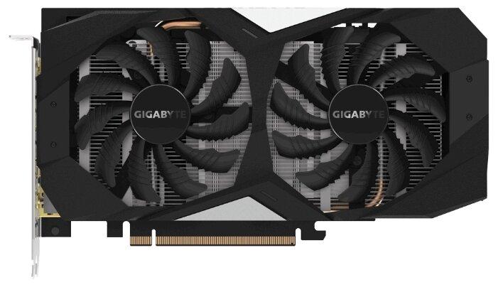 Видеокарта GIGABYTE GeForce GTX 1660 Ti 1800MHz PCI-E 3.0 6144MB 12000MHz 192 bit HDMI HDCP OC
