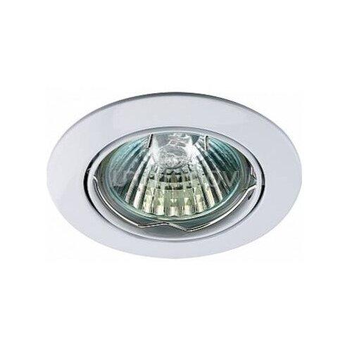 Встраиваемый светильник Novotech Crown 369100 встраиваемый светильник novotech classic 369696