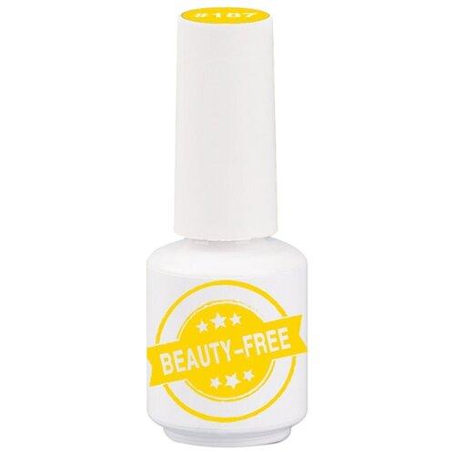 Купить Гель-лак для ногтей Beauty-Free Flourish, 8 мл, желтый
