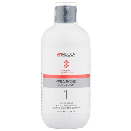 Indola Kera Bond Защитная сыворотка для волос, 500 мл indola professional kera bond serum защитная сыворотка для волос 500 мл