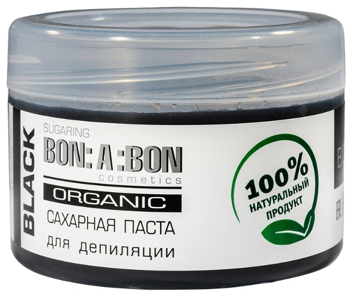 Паста для шугаринга Bon A Bon Black