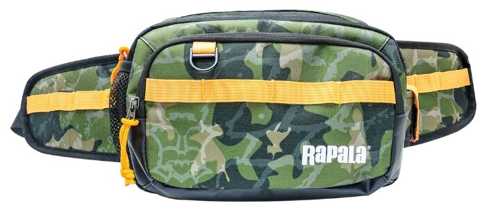 Сумка рыболовная RAPALA Jungle Hip Pack