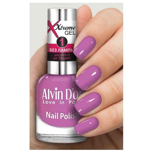 Лак Alvin D'or Extreme Gel, 15 мл, оттенок 5214 лак alvin d or extreme gel 15 мл оттенок 5227