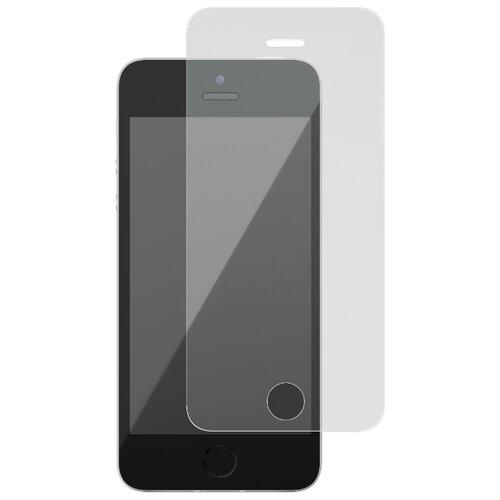 Защитное стекло uBear Flat Shield для Apple iPhone 5/5s/SE прозрачный цена 2017