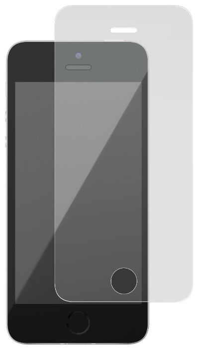 Защитное стекло uBear Flat Shield для Apple iPhone 5/5s/SE