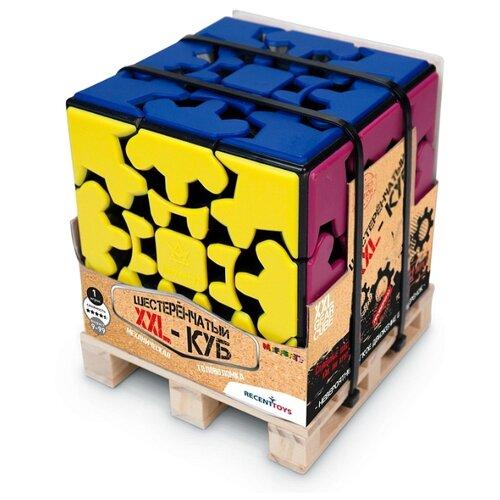 Купить Головоломка Meffert's Gear Cube XXL (M5888) разноцветный, Головоломки