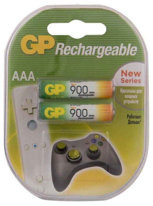 Аккумулятор Ni-Mh 900 мА·ч GP Rechargeable 900 Series AAA