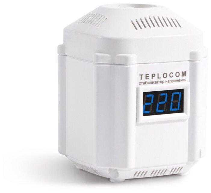 Стабилизатор напряжения БАСТИОН Teplocom ST-222/500-И