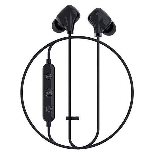 Беспроводные наушники Happy Plugs Ear Piece II black