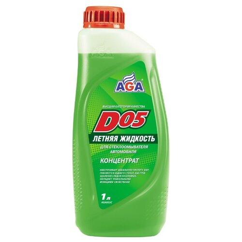 Концентрат жидкости для стеклоомывателя AGA D05, 1 л