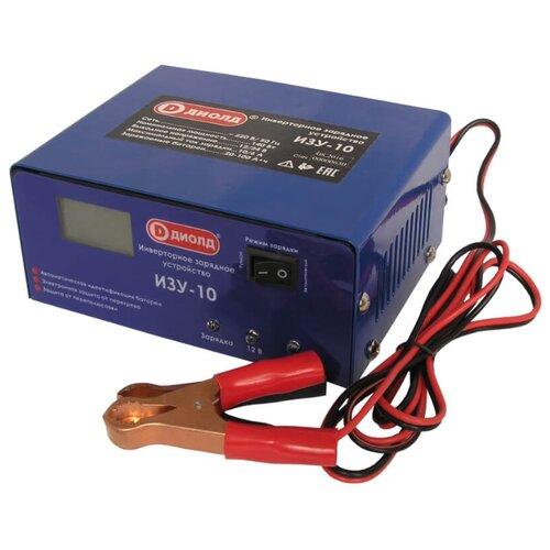 Зарядное устройство ДИОЛД ИЗУ-10 синий зарядное