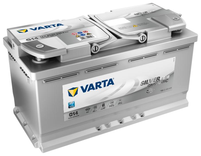 Автомобильный аккумулятор VARTA Silver Dynamic AGM G14 (595 901 085)