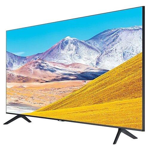 Купить Телевизор Samsung UE43TU8000U 43 черный