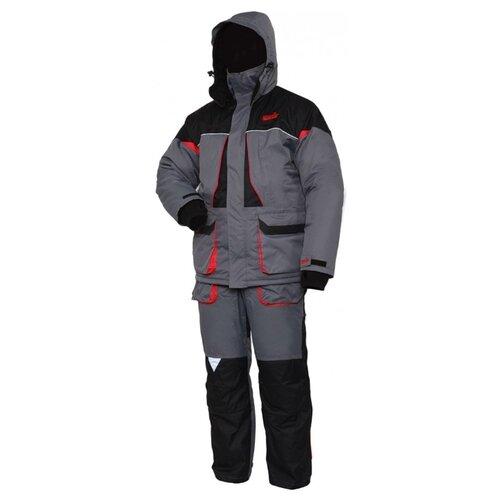 Костюм зимний NORFIN Arctic Red 2 темно-серый S