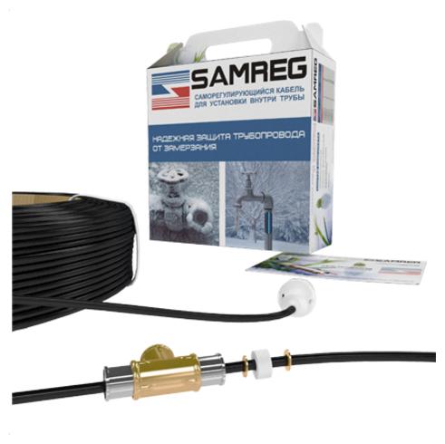 Греющий кабель саморегулирующийся SAMREG 17HTM-2CТ 2 м