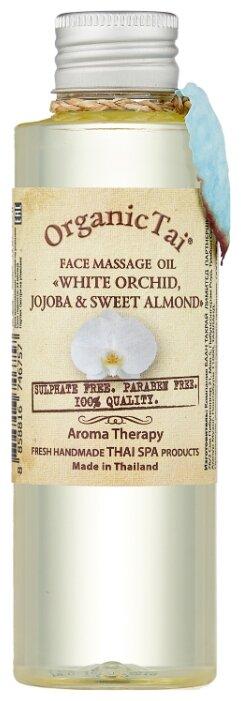 OrganicTai Face massage oil White orchid, jojoba