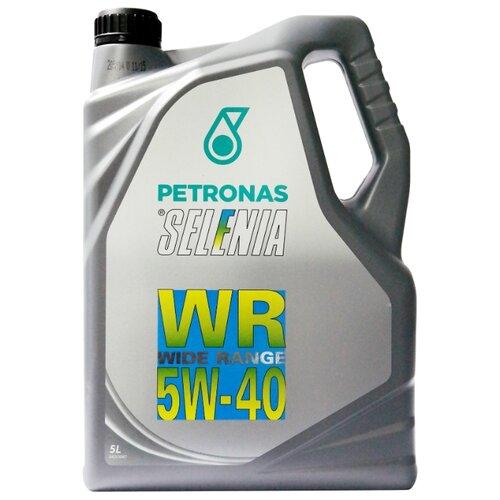 Моторное масло Selenia WR Diesel 5W-40 5 л