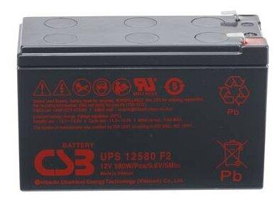 Батарея для ИБП CSB UPS12580 F2 12В 9.4Ач