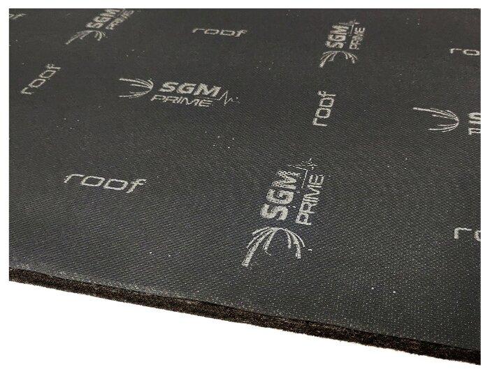 Шумоизоляция SGM Prime Roof