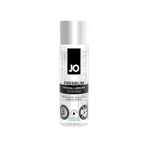 Гель-смазка JO Premium Silicone Cooling 60 мл флакон